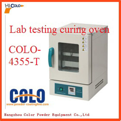 High Temperature Oven for Testing Materials