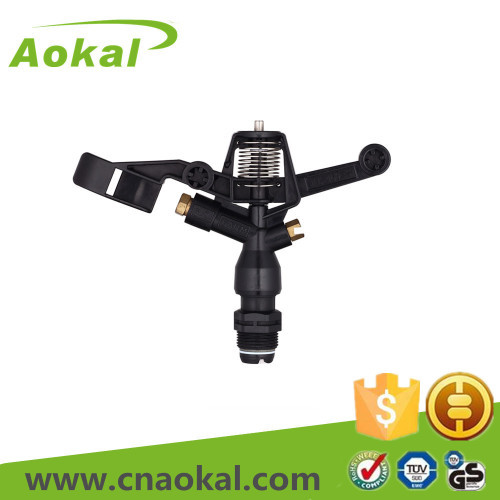 "3/4""male plastic impulse sprinkler"