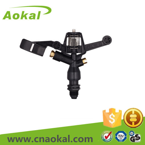 "1/2""Male plastic impulse sprinkler"