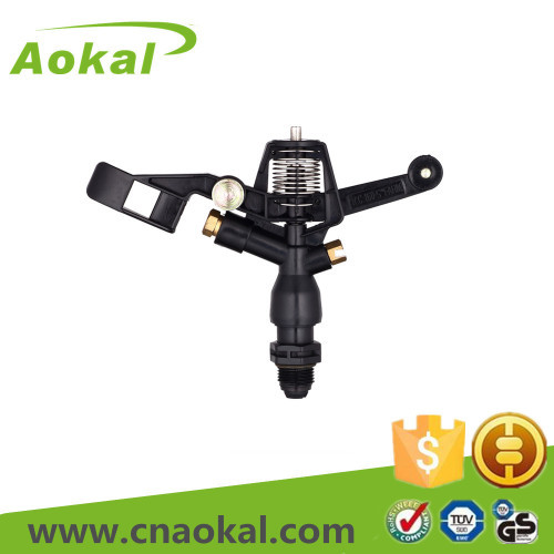 "1/2"" Male plastic impulse sprinkler"