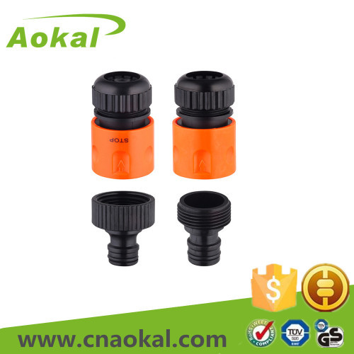4 PCS hose connector set