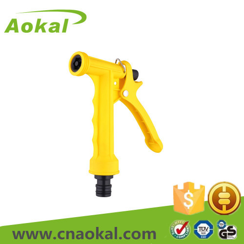 Adjustable water spray gun