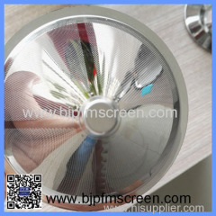 stainless steel dripper coffee filter