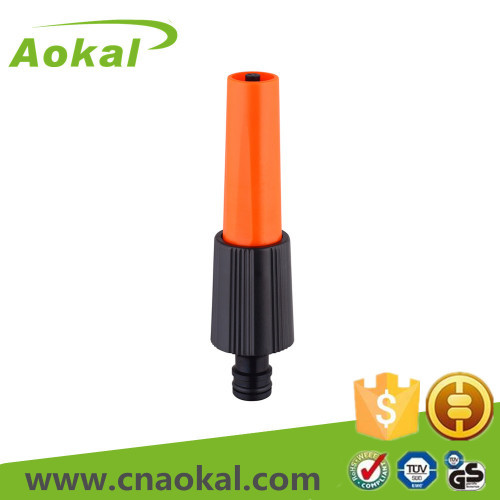 "5""Snap-in adjustable hose nozzle"