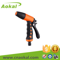 Adjustable water spray gun