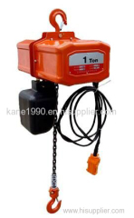 5 ton electric hoist with good price
