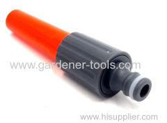 Plastic cheap garden hose nozzle