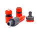 Plastic Water Hose Pipe Fitting Set