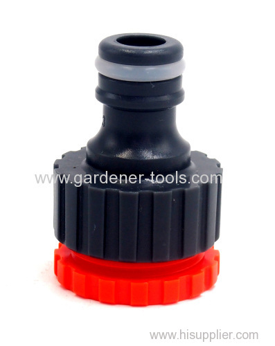 Plastic BSP female tap adaptor