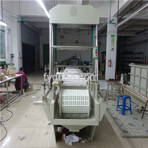 Feiyide Semi-automatic Zinc Barrel Plating Production Line for Hinges