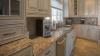 Santa Cecilia Granite Countertops Bathroom Sink Countertop