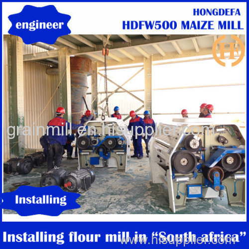 wheat flour grinding mill machine