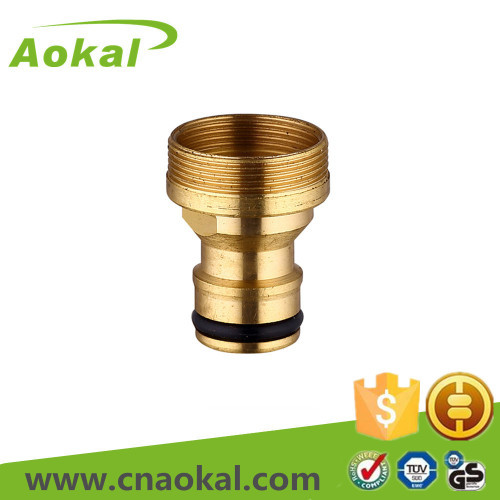 "1/2""brass tap adaptor for garden"