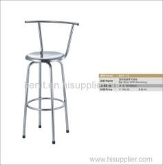 revolving seating metal stool