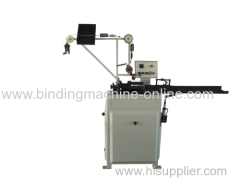 Sing steel spiral forming machine for factory use
