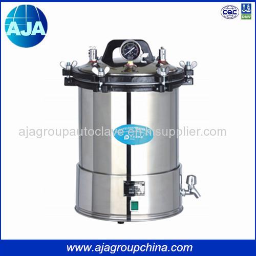18L 24L Portable Type Steam Sterilizer