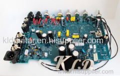 KLD 15w 6l6 Fender style Tube guitar amp PCB with high quality components