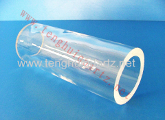 quartz exhaust tube A