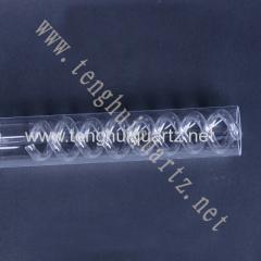 quartz spiral tube a