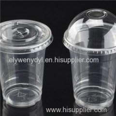 Pet Clear Disposable Plastic Cold Drink