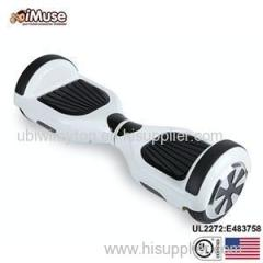 UL Certified Hoverboard self balancing electric scooter 2 wheel scooter factory