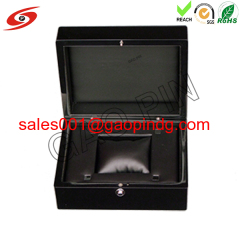 High-End Lacquer Wooden Watch Box