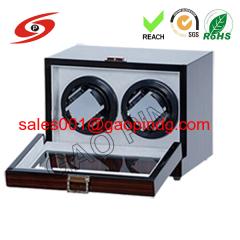 High Quality Custom Made Wooden Watch Winder