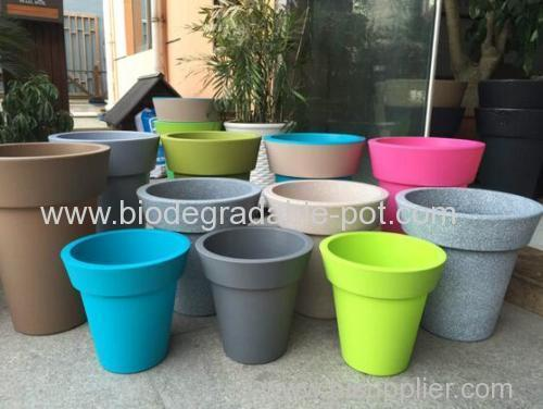 Environmental Biodegradable Garden flower pot