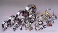 QJ218 high precision angular contact ball bearing