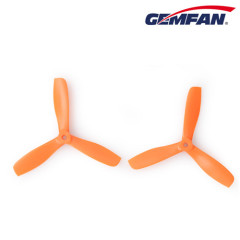 5x5.5 inch Bullnose 3 Blade PC Propeller CW/CCW For RC Multirotors Black Green Orange