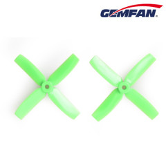 Gemfan 4x4 Bullnose 4 Blade PC Propeller CW/CCW For RC Multirotors Black Green Orange
