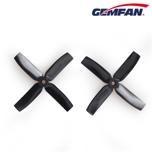 4 blades 4 inch 4x4 bullnose pc propellers for rc model Clockwise