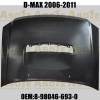 ISUZU PICK-UP Truck D-MAX Body Parts Hood With Turbo Hole OEM 8973637810