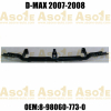 PICKUP Truck Body Parts Steel Bumper Reinforcement Upper D-MAX 2007-2008 OEM 8-98060-773-0