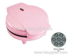 pink home use donut maker