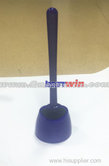 Plastic Bathroom Toilet Cleaning Brush With Hand Scrub Brush 2016 new items