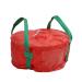 red bag ton bag big bag for easy transporting