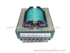 EC switch mode transformer electronic transformer