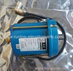 OTIS elevator parts motor F-FBA24350F