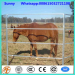 cheap price silver painted cattle panels heavy duty livestock for farm equipment