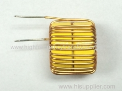 venta caliente DR8 * 10 choke bobina de inducción filtro de bobina en la RD del núcleo de ferrita blanda con la seguridad del comercio del alibaba