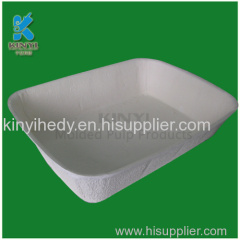 Biodegradable Paper Pulp Cat Litter Trays