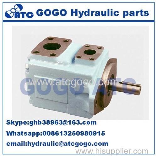 Parker Denison Powerful Hydraulic Piston Pump Pressure