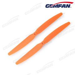 Orange 10x6 1060 abs direct drive props for fixed wings