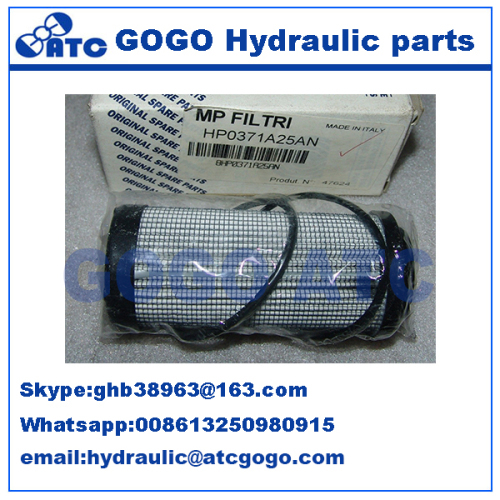 MP series Filtri Hydraulic Oil Filter Element