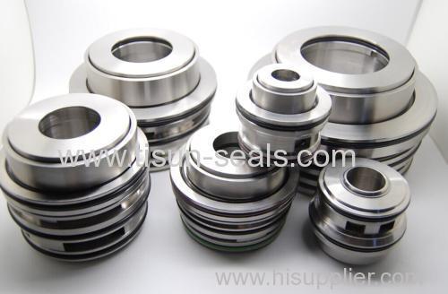 GLF pump mechanical seals