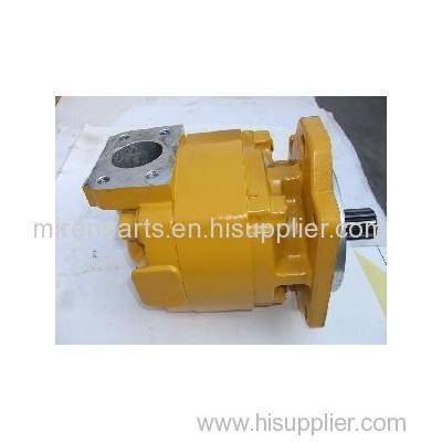 D355A-3 TRANSMISSION PUMP 07438-72902 D355 gear pump assy