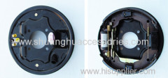 Rear drum brake-used on electric car-ISO 9001:2008