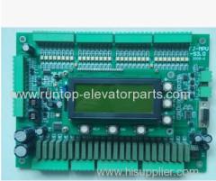 FUJI elevator parts PCB FJ-MPU-S3.0