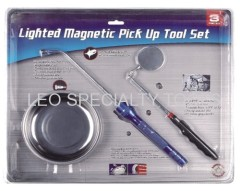 3pcs Magnetic Inspection Tool Set